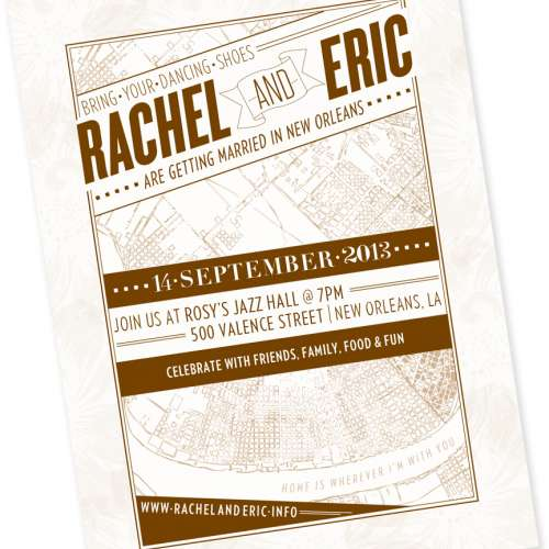 Rachel and Eric Getting Married